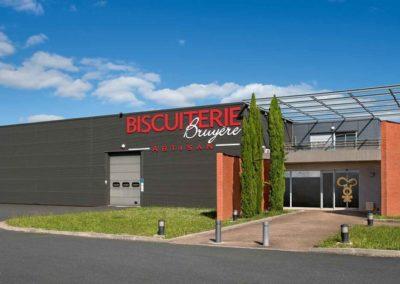 Visite à la biscuiterie Maison Bruyère