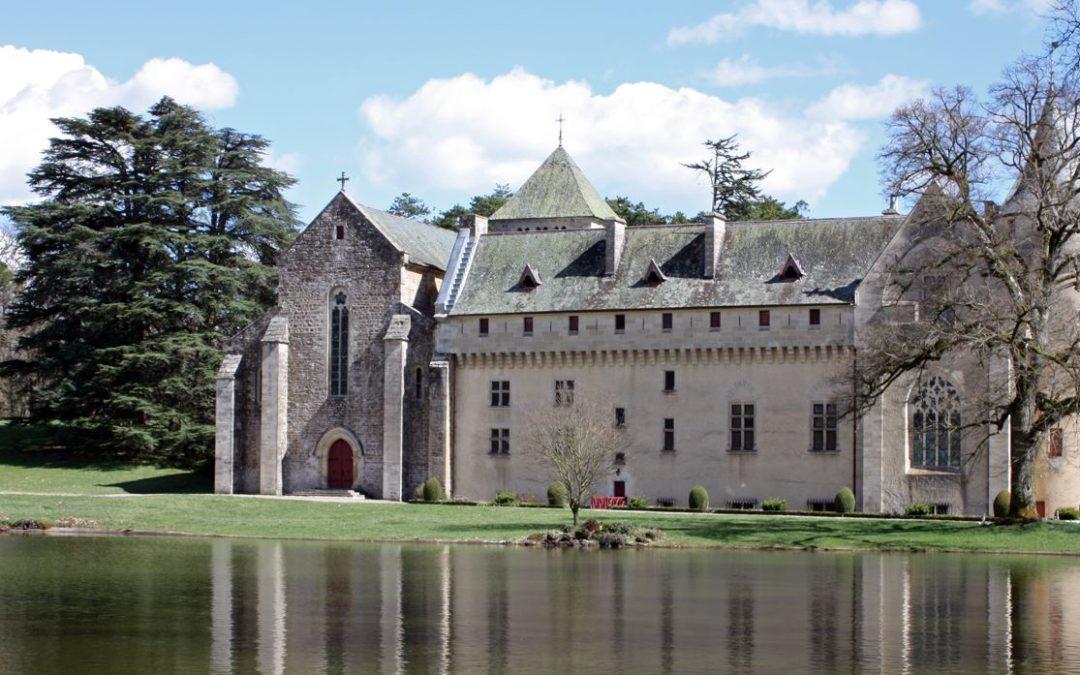 Martiel (12) : Abbaye de Loc-Dieu
