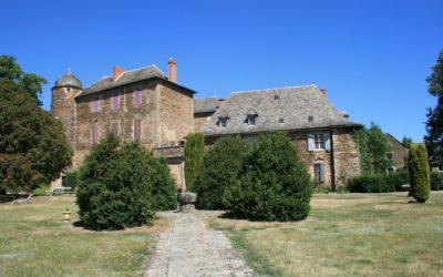 Camjac (12) : Chateau du Bosc
