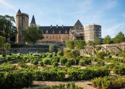 Bournazel (12) : chateau