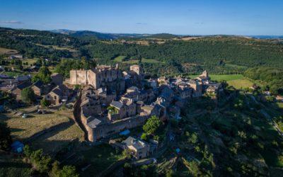 Castelnau Pégayrols (12) : village médiéval