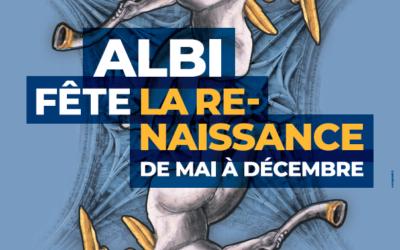 Albi fête le 500ème anniversaire de la renaissance
