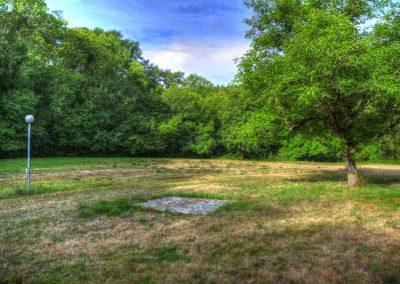 camping emplacement barbecue de la bastide d'Albignac Tarn