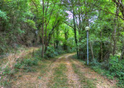 Circuit randonnée de la bastide d'Albignac Tarn
