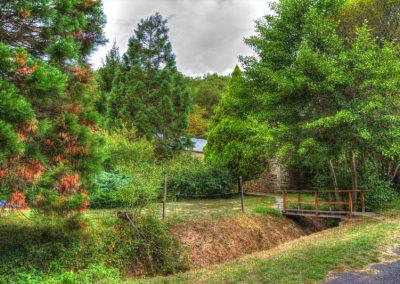Parc arboré de la bastide d'Albignac Tarn