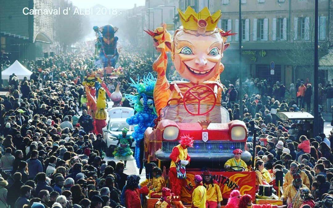 Carnaval d'Abi du 8 au 23 février 2020