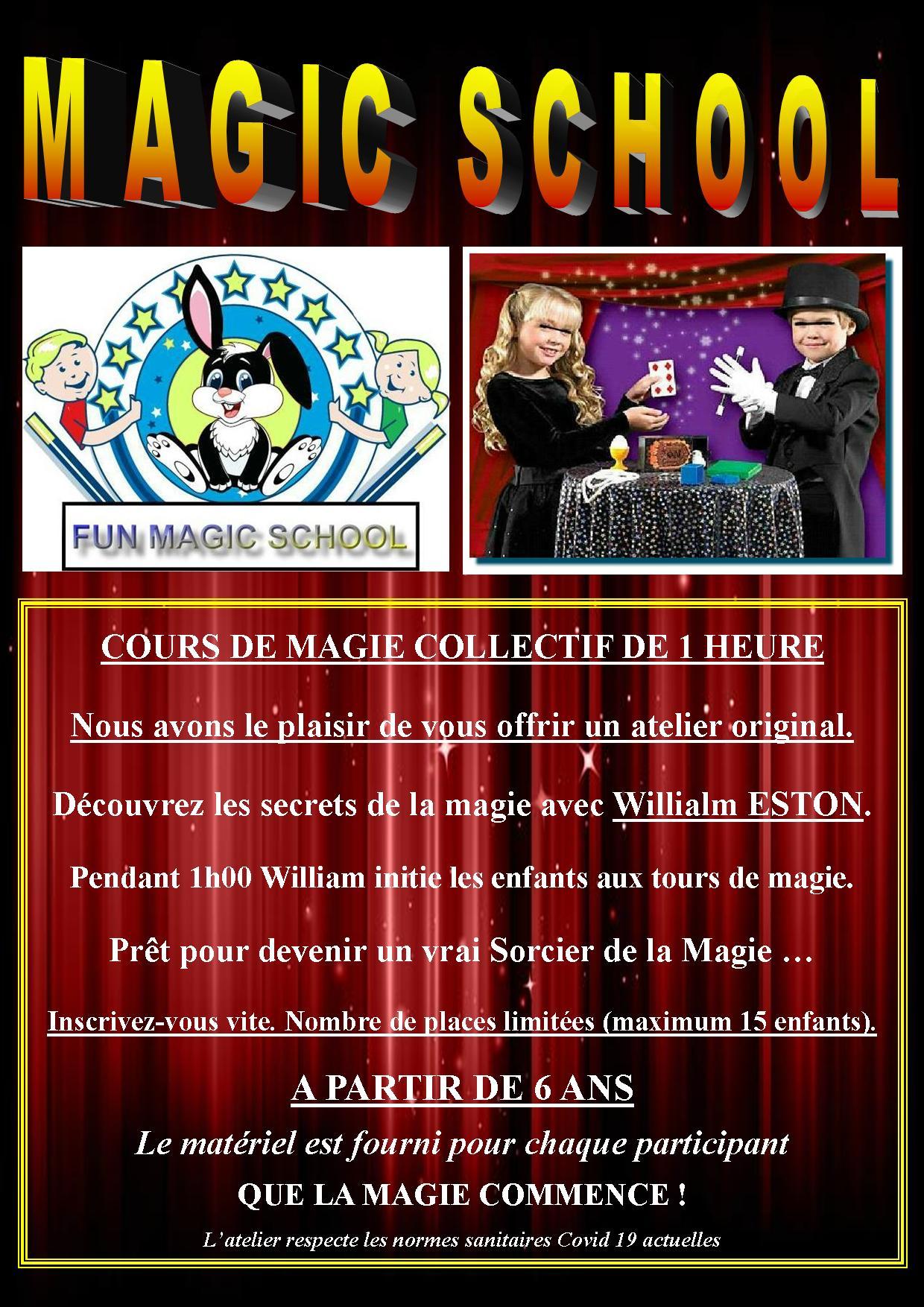 atelier magie