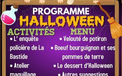 Halloween 2021 dans le Tarn
