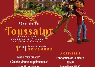 Fête de la Toussaint 2021 dans le Tarn